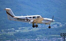 taikirikioさんが、松本空港で撮影した日本個人所有 PA-28RT-201T Turbo Arrow IVの航空フォト(飛行機 写真・画像)