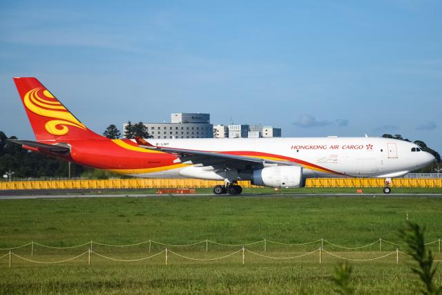 航空フォト:B-LNY 香港エアカーゴ A330-200