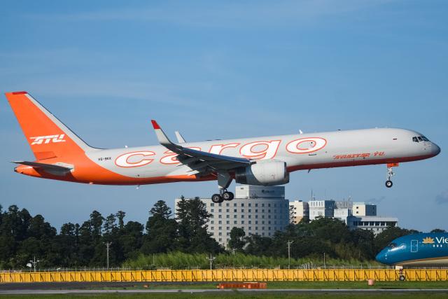 航空フォト:VQ-BKK アビアスター 757-200