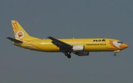 航空フォト:HS-DDH ノックエア 737-400