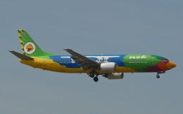 航空フォト:HS-TDE ノックエア 737-400