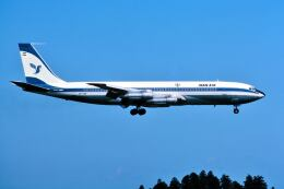 パール大山さんが、成田国際空港で撮影したイラン航空 707-386Cの航空フォト(飛行機 写真・画像)