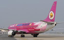 航空フォト:HS-TDD ノックエア 737-400