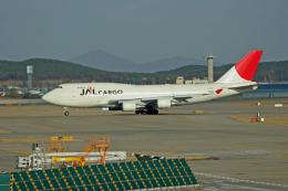 tsubameさんが、仁川国際空港で撮影した日本航空 747-446(BCF)の航空フォト(飛行機 写真・画像)