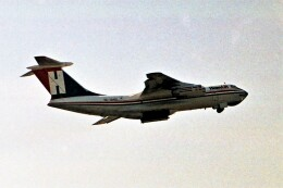 ハミングバードさんが、名古屋飛行場で撮影したヘビーリフト・カーゴ・エアラインズ Il-76/78/82の航空フォト(飛行機 写真・画像)