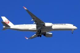 Hiro-hiroさんが、羽田空港で撮影した日本航空 A350-941の航空フォト(飛行機 写真・画像)