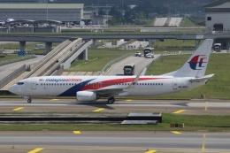 航空フォト:9M-MSA マレーシア航空 737-800