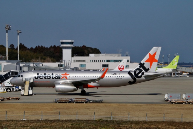 TA27さんが、大分空港で撮影したジェットスター・ジャパン A320-232の航空フォト(飛行機 写真・画像)