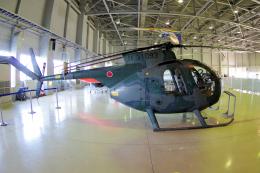 yabyanさんが、小松空港で撮影した陸上自衛隊 OH-6Jの航空フォト(飛行機 写真・画像)