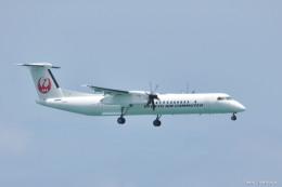 やまちゃんKさんが、那覇空港で撮影した琉球エアーコミューター DHC-8-402Q Dash 8 Combiの航空フォト(飛行機 写真・画像)