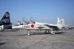 JAパイロットさんが、名古屋飛行場で撮影した航空自衛隊 T-2の航空フォト(飛行機 写真・画像)