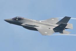 れぐぽよさんが、小松空港で撮影した航空自衛隊 F-35A Lightning IIの航空フォト(飛行機 写真・画像)