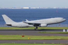 しゃこ隊さんが、羽田空港で撮影したイギリス空軍 A330-243/MRTTの航空フォト(飛行機 写真・画像)