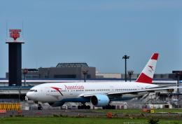 Take51さんが、成田国際空港で撮影したオーストリア航空 777-2Z9/ERの航空フォト(飛行機 写真・画像)