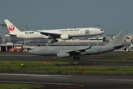 いんちゃんさんが、羽田空港で撮影したイギリス空軍 A330-243/MRTTの航空フォト(飛行機 写真・画像)