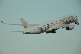 いんちゃんさんが、羽田空港で撮影した日本航空 A350-941の航空フォト(飛行機 写真・画像)