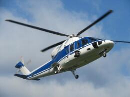 ランチパッドさんが、静岡ヘリポートで撮影したファーストエアートランスポート S-76C++の航空フォト(飛行機 写真・画像)