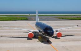 asuto_fさんが、北九州空港で撮影したスターフライヤー A320-214の航空フォト(飛行機 写真・画像)