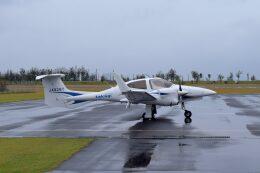 くーぺいさんが、喜界空港で撮影した日本法人所有 DA42 NG TwinStarの航空フォト(飛行機 写真・画像)