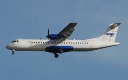 hs-tgjさんが、スワンナプーム国際空港で撮影したバンコクエアウェイズ ATR-72-202の航空フォト(飛行機 写真・画像)
