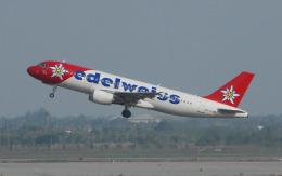 hs-tgjさんが、スワンナプーム国際空港で撮影したバンコクエアウェイズ A320-214の航空フォト(飛行機 写真・画像)