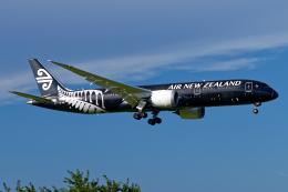 Cozy Gotoさんが、成田国際空港で撮影したニュージーランド航空 787-9の航空フォト(飛行機 写真・画像)