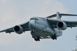 じょ~まんさんが、岐阜基地で撮影した航空自衛隊 C-2の航空フォト(飛行機 写真・画像)