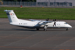 Snowman☃️さんが、新千歳空港で撮影した国土交通省 航空局 DHC-8-315Q Dash 8の航空フォト(飛行機 写真・画像)