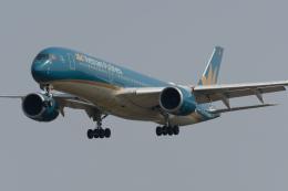 panchiさんが、成田国際空港で撮影したベトナム航空 A350-941の航空フォト(飛行機 写真・画像)