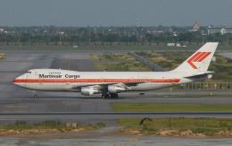 hs-tgjさんが、スワンナプーム国際空港で撮影したマーティンエアー 747-21AC/SCDの航空フォト(飛行機 写真・画像)