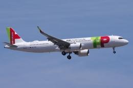 zettaishinさんが、ジェネラル・エドワード・ローレンス・ローガン国際空港で撮影したTAPポルトガル航空 A321-251NXの航空フォト(飛行機 写真・画像)