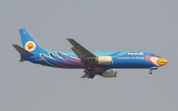 航空フォト:HS-DDM ノックエア 737-400