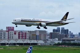 yoshibouさんが、福岡空港で撮影したシンガポール航空 787-10の航空フォト(飛行機 写真・画像)