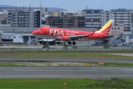 yoshibouさんが、福岡空港で撮影したフジドリームエアラインズ ERJ-170-100 (ERJ-170STD)の航空フォト(飛行機 写真・画像)