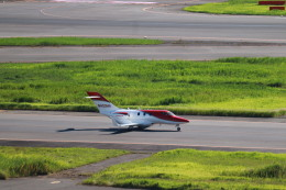HYF 350さんが、羽田空港で撮影したアメリカ企業所有 HA-420の航空フォト(飛行機 写真・画像)