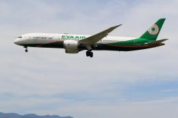 虎太郎19さんが、福岡空港で撮影したエバー航空 787-9の航空フォト(飛行機 写真・画像)