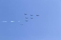 mahiちゃんさんが、世田谷区で撮影した航空自衛隊 T-4の航空フォト(飛行機 写真・画像)