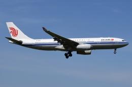 Timothyさんが、成田国際空港で撮影した中国国際航空 A330-243の航空フォト(飛行機 写真・画像)