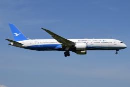 Timothyさんが、成田国際空港で撮影した厦門航空 787-9の航空フォト(飛行機 写真・画像)