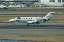 Deepさんが、福岡空港で撮影したオートパンサー 525A Citation CJ2の航空フォト(飛行機 写真・画像)