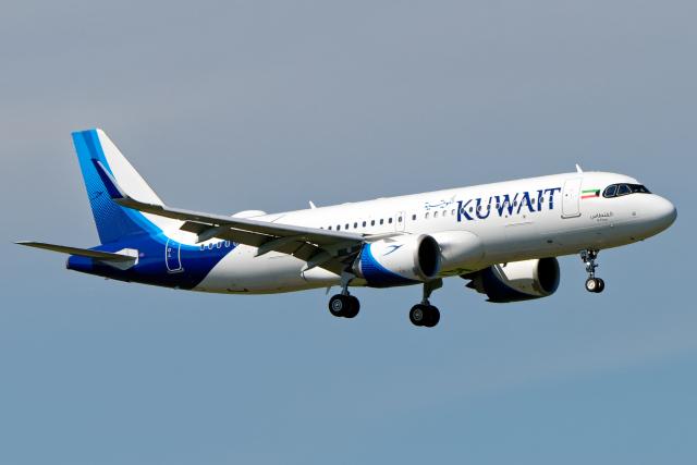航空フォト:9K-AKQ クウェート航空 A320neo