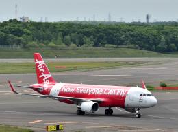 Take51さんが、新千歳空港で撮影したエアアジア・ジャパン A320-216の航空フォト(飛行機 写真・画像)