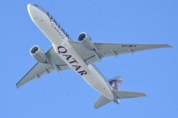 航空フォト:A7-BFY カタール航空カーゴ 777-200