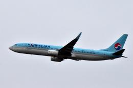 Take51さんが、新千歳空港で撮影した大韓航空 737-9B5/ER の航空フォト(飛行機 写真・画像)