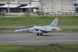 神宮寺ももさんが、福岡空港で撮影した航空自衛隊 T-4の航空フォト(飛行機 写真・画像)