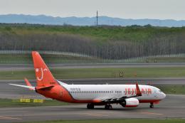 Take51さんが、新千歳空港で撮影したチェジュ航空 737-8Q8の航空フォト(飛行機 写真・画像)