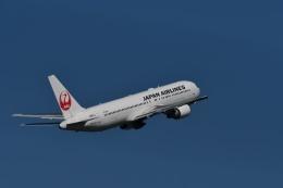 YOSANさんが、羽田空港で撮影した日本航空 767-346/ERの航空フォト(飛行機 写真・画像)