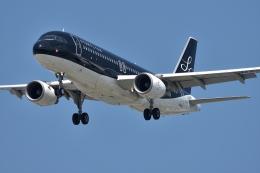 qooさんが、福岡空港で撮影したスターフライヤー A320-214の航空フォト(飛行機 写真・画像)