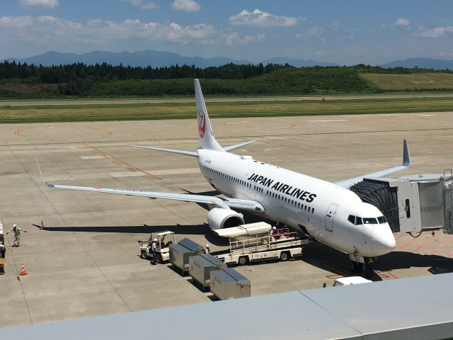 秋田空港 - Akita Airport [AXT/RJSK]で撮影された秋田空港 - Akita Airport [AXT/RJSK]の航空機写真(フォト・画像)