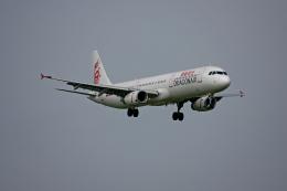 tsubameさんが、福岡空港で撮影した香港ドラゴン航空 A321-231の航空フォト(飛行機 写真・画像)